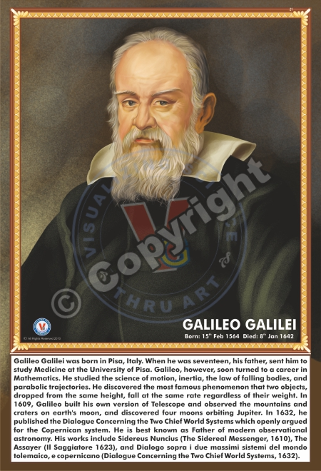 SP-21 GALILEO GALILEO