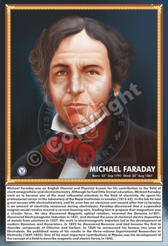 SP-30 MICHAEL FARADAY