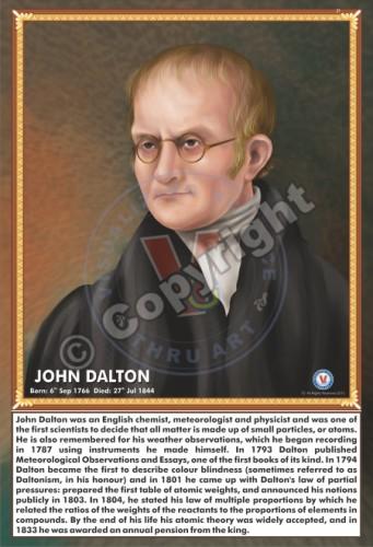 SP-31 JOHN DALTON