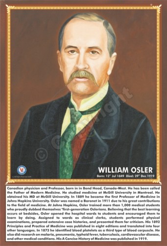 SP-92 WILLIAM OSLER